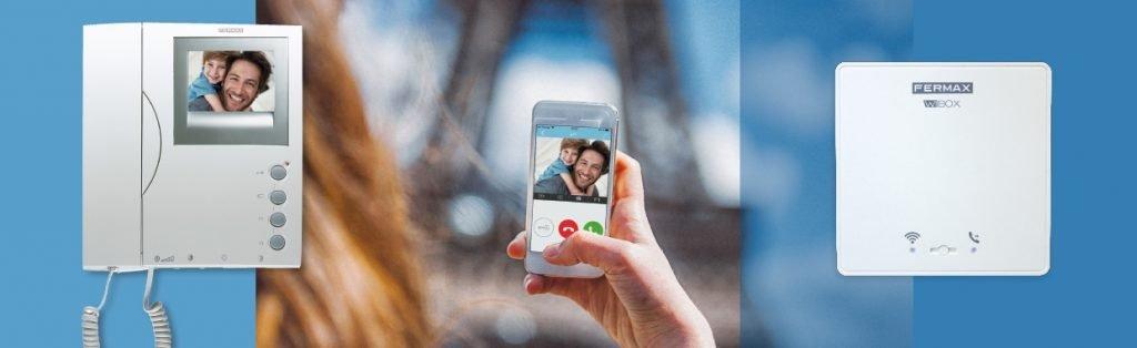 Rufweiterleitung alt Anlage Gegensprech App Smartphone Handy